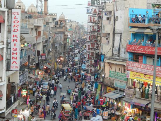 Where to Eat and Drink in Delhis Paharganj Backpacker